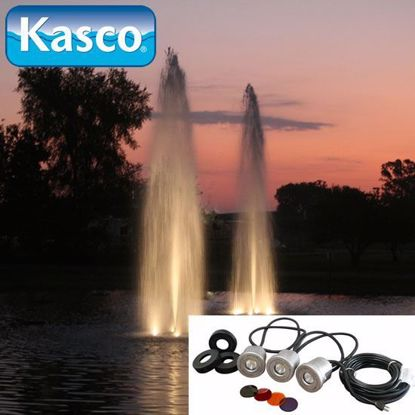 Kasco LED Stainless Steel Lighting